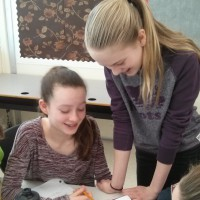Students Spread Kindness