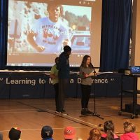 Terry Fox Assembly