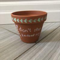 Don't Stop Be-leaf-ing!