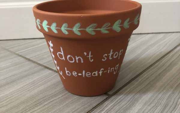 Don't Stop Be-leaf-ing!
